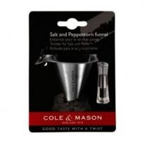 Cole & Mason Stainless Steel Refill Funnel